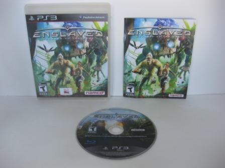 Enslaved: Odyssey to the West - PS3 Game