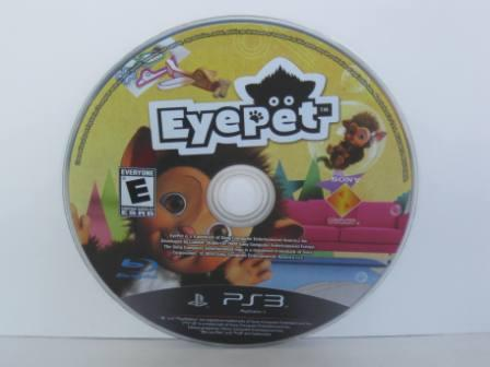 Eyepet (DISC ONLY) - PS3 Game
