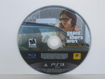 Grand Theft Auto IV: Liberty City (DISC ONLY) - PS3 Game