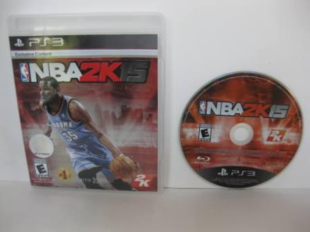 NBA 2K15 - PS3 Game