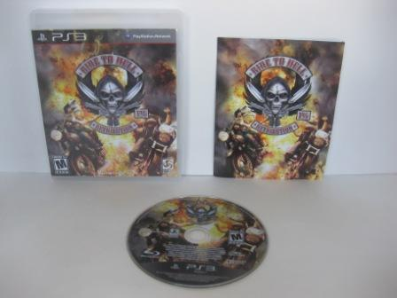 Ride To Hell: Retribution - PS3 Game