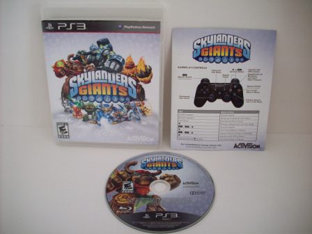 Skylanders Giants - PS3 Game