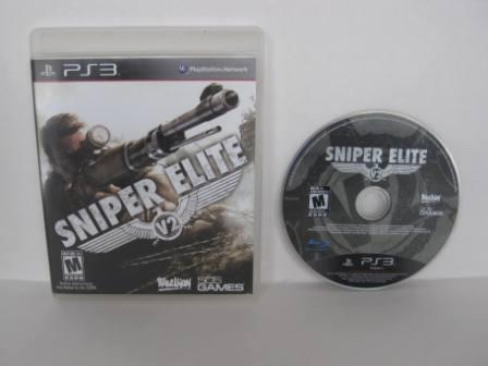 Sniper Elite V2 - PS3 Game
