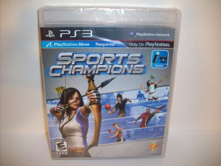 Sports Champions (SEALED) - PS3 Game