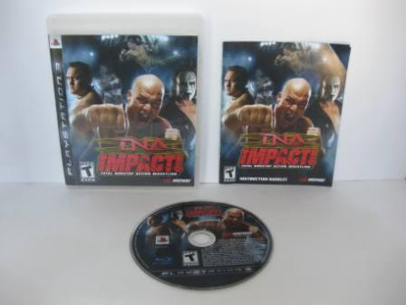 TNA iMPACT! - PS3 Game