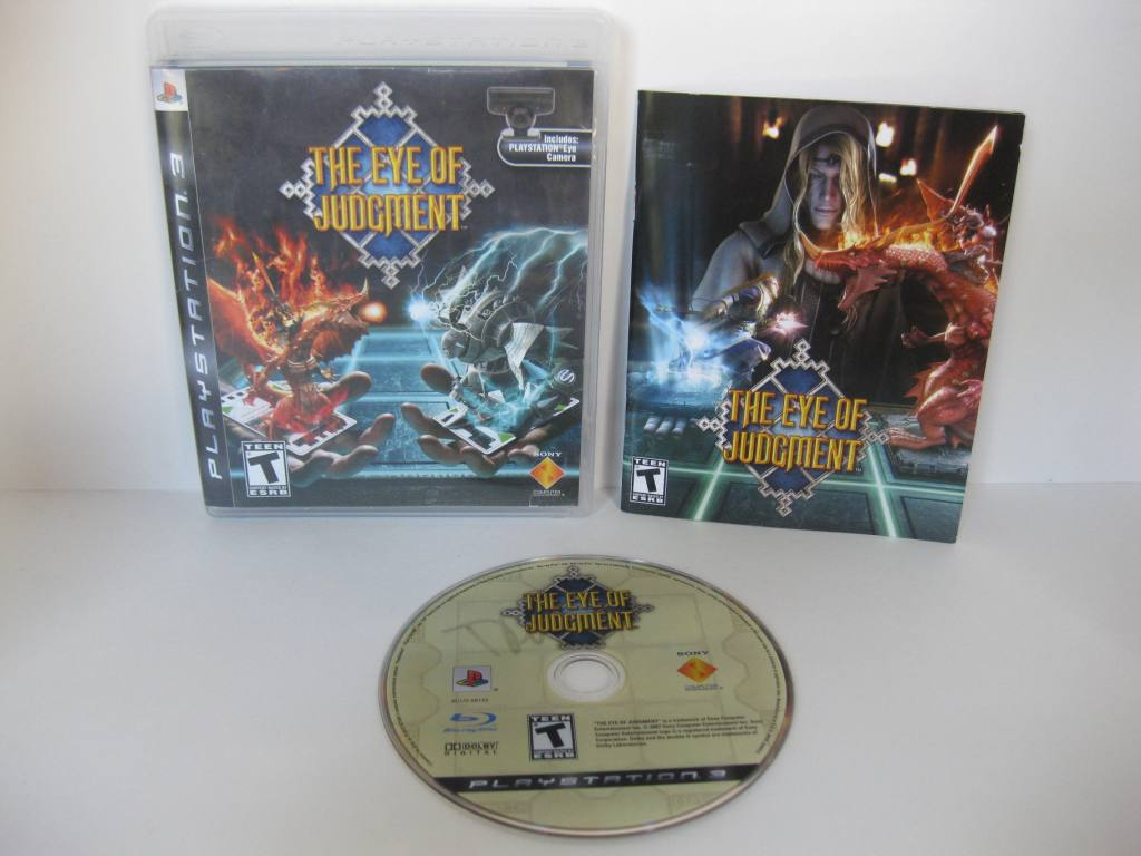 The Eye Of Judgment - PS3 Game