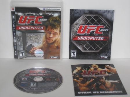 UFC 2009: Undisputed - PS3 Game