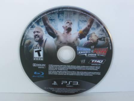 WWE: SmackDown! vs. Raw 2011 (DISC ONLY) - PS3 Game
