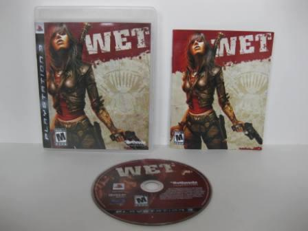Wet - PS3 Game