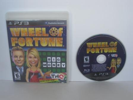 Wheel of Fortune - PS3 Game