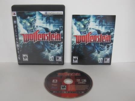 Wolfenstein - PS3 Game