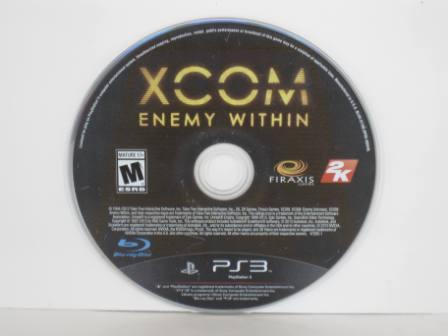 XCOM Enemy Within (DISC ONLY) - PS3 Game