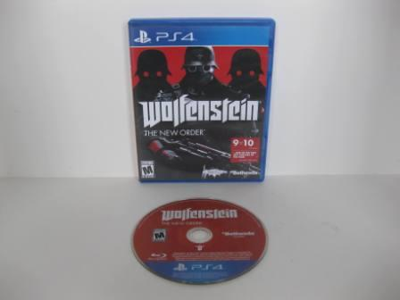 Wolfenstein: The New Order - PS4 Game