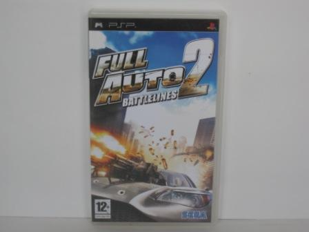 Full Auto 2: Battlelines (CASE ONLY) - PSP