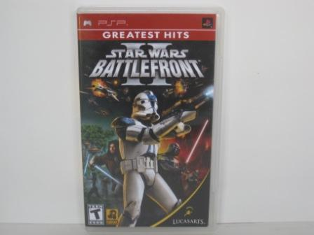Star Wars: Battlefront II (GH) (CASE ONLY) - PSP