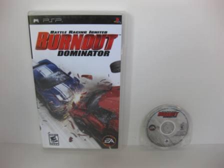 Burnout: Dominator - PSP Game, Just Go Vintage
