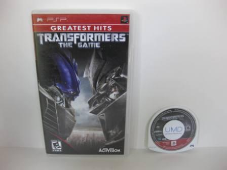 Transformers: The Game - PSP Game