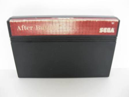 After Burner - Sega Master System Game
