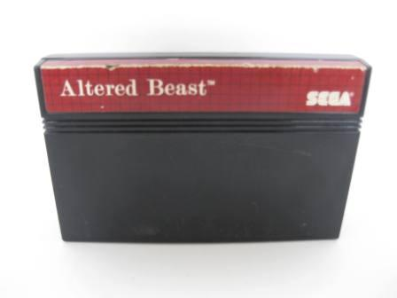 Altered Beast - Sega Master System Game