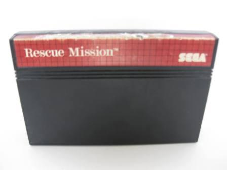 Rescue Mission - Sega Master System Game