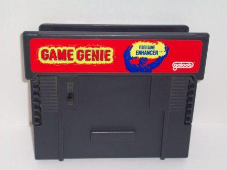Game Genie - SNES Accessory