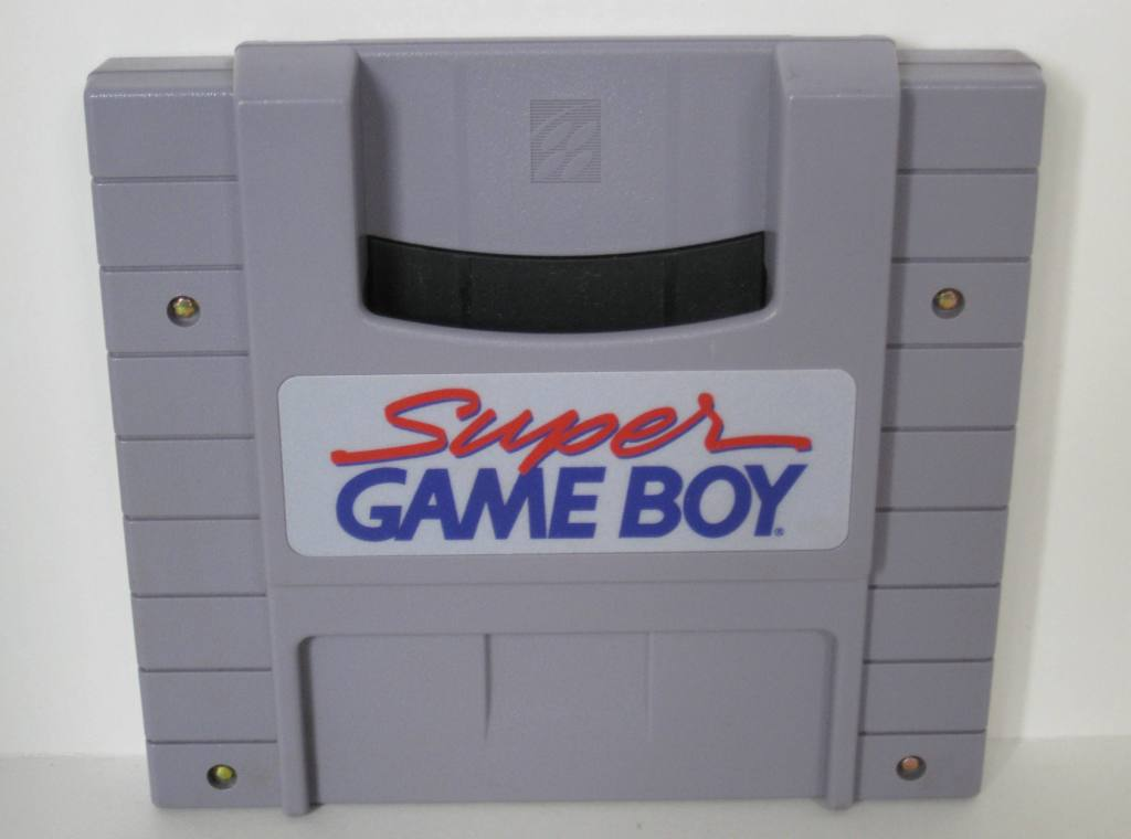 Super Game Boy - SNES Accessory