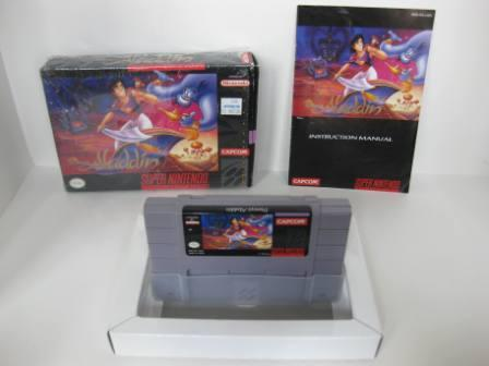 Aladdin (Disneys) (CIB) - SNES Game