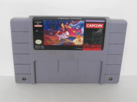 Aladdin (Disneys) - SNES Game
