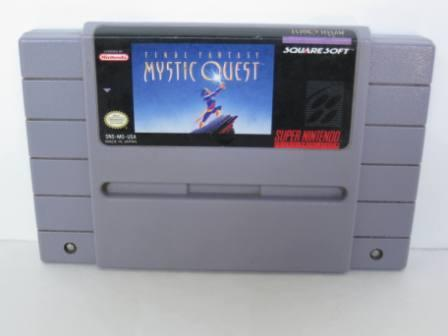 Final Fantasy: Mystic Quest - SNES Game