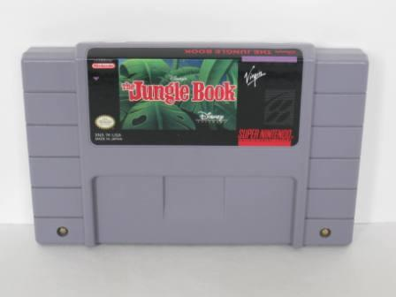 Jungle Book, The (Disneys) - SNES Game