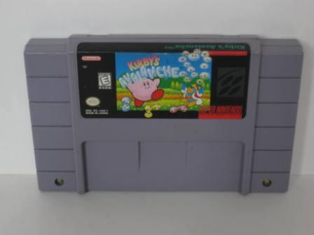 Kirbys Avalanche - SNES Game