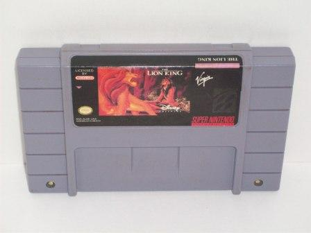 Lion King, The (Disneys) - SNES Game