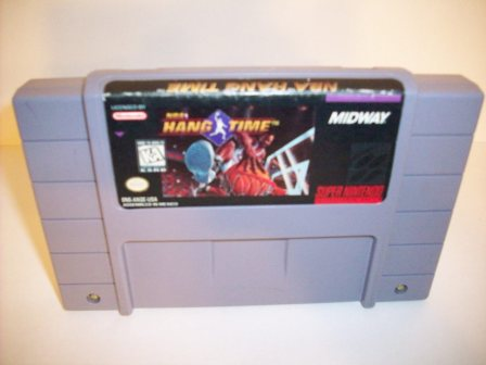 NBA Hang Time - SNES Game