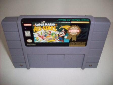 Super Mario All-Stars - SNES Game