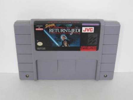 Super Star Wars: Return of the Jedi - SNES Game