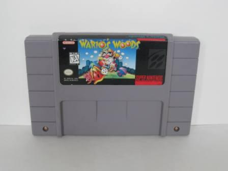 Warios Woods - SNES Game