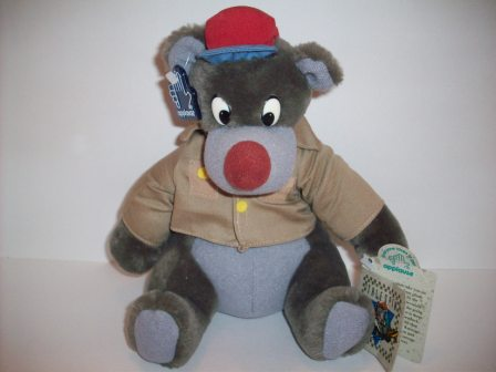 Baloo - TaleSpin Stuffed Animal