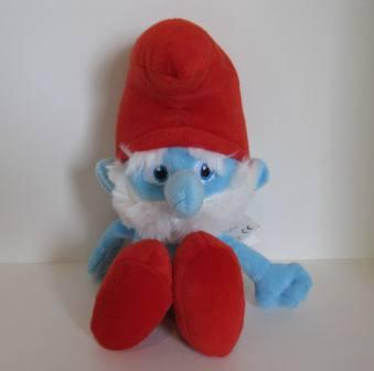 Papa Smurf - Smurfs Stuffed Animal
