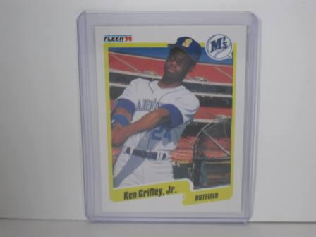 Ken Griffey Jr. #513 1990 Fleer Baseball Card