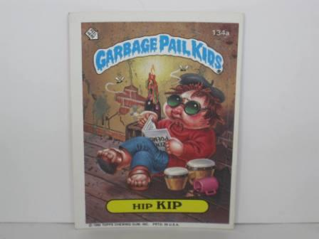 134a Hip KIP 1986 Topps Garbage Pail Kids Card