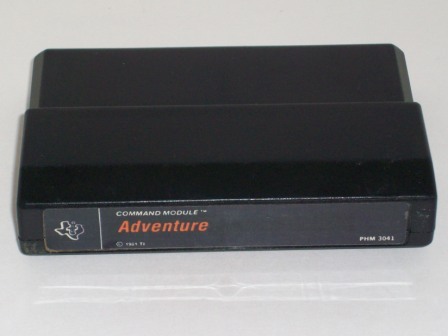 Adventure (Black Label) - TI-99/4A Game