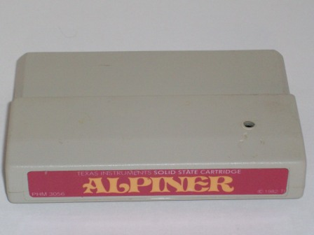 Alpiner (Color Label) - TI-99/4A Game