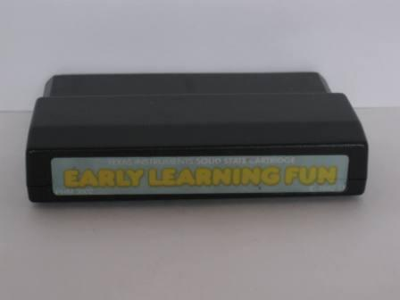 Early Learning Fun (Color Label) - TI-99/4A Game