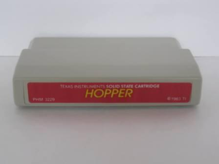 Hopper (Color Label) - TI-99/4A Game