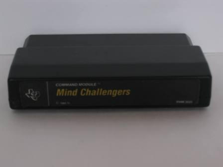 Mind Challengers (Black Label) - TI-99/4A Game