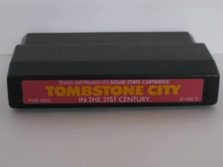 Tombstone City (Color Label) - TI-99/4A Game