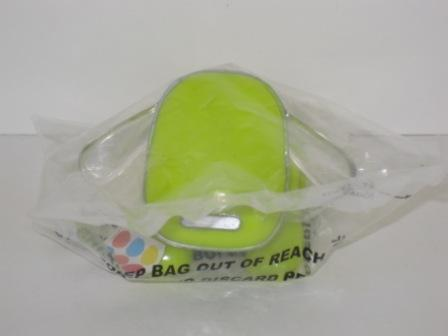 2007 Burger King - iDog (Green) - Hasbro
