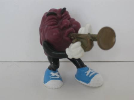 1987 Hardees - Trumpet - California Raisins