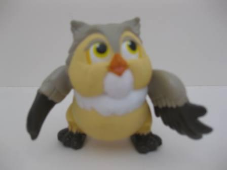 1988 McDonalds - Friend Owl - Bambi