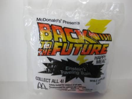 1991 McDonalds - Einstein's Traveling Train - Back to Future